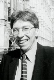 Keith Hill, as MP for Streatham