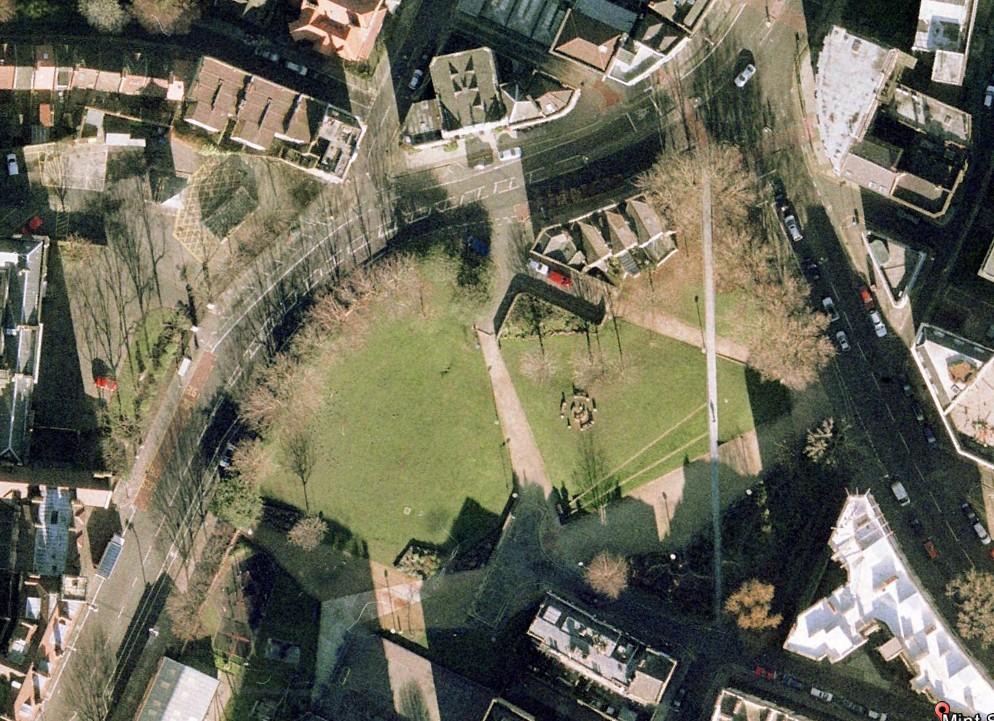 Mint Street Aerial1