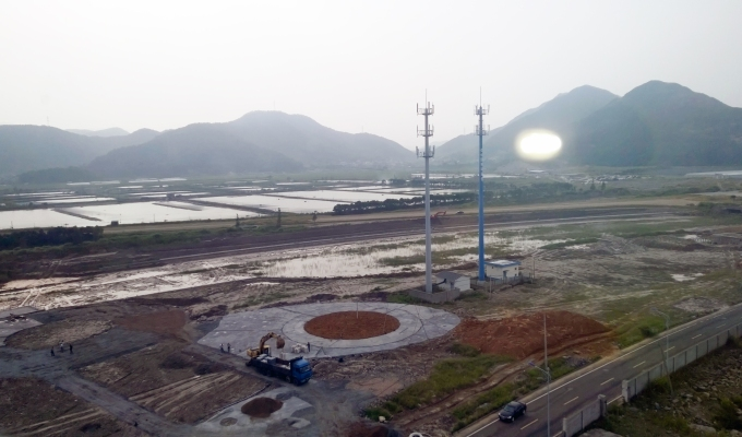 Xiangshan Industrial Zone progress