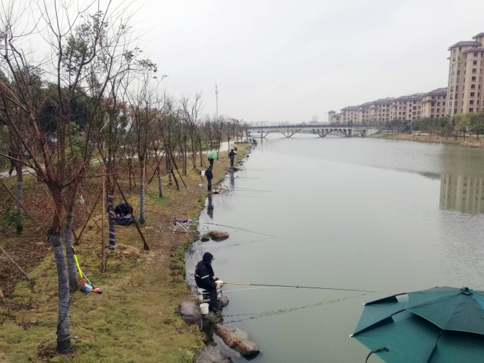 Dongda river is signedover